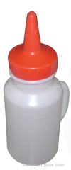 calf feeding milk bottle with handle