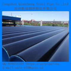 Tubos de acero al carbono S/C A-53/A-106 Grado B STD