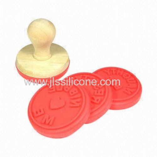 Fashionable Silicone cookie stamp