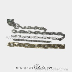 Standard Proofcoil chain ASTM80(G30)