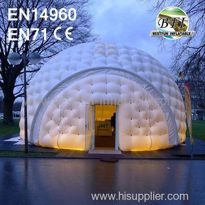 Commercial Inflatable Dome Tent for sale