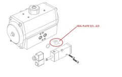 Namur PARK Solenoid valve(3/2 way and 5/2 way change)