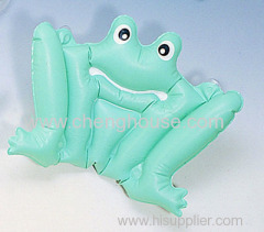 The Frog Bath Pillow