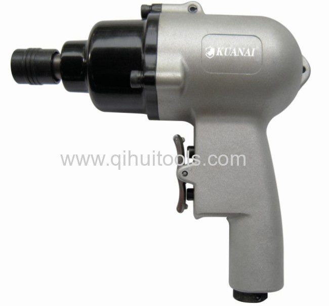 430Nm single handle mini air impact wrench twin hammer mechanism