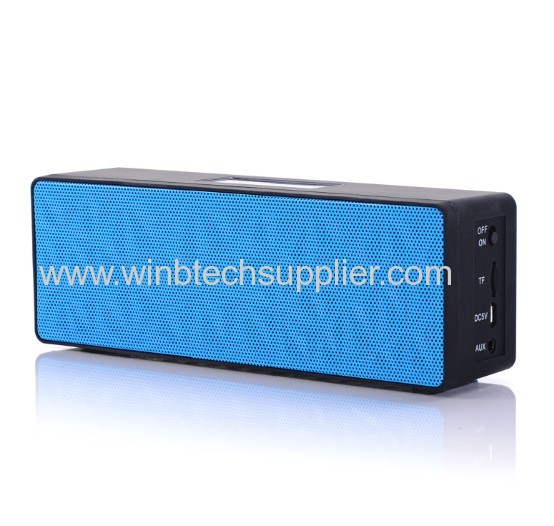 for iphone 5 c note 3 rechargeable Music Player Mini Stereo Bluetooth Speaker