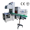 Tape Rolls Sleeve Sealer Shrink Packaging Machine