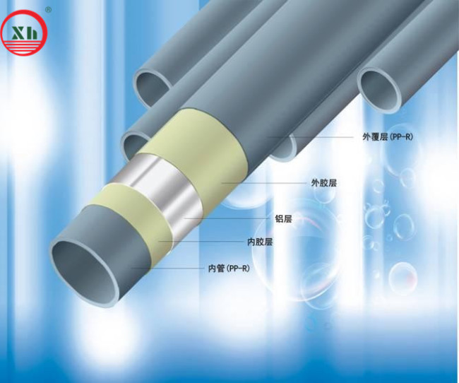 PPR AL PPR pipe from China 2013
