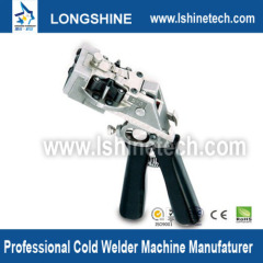 Aluminium wire welding machine