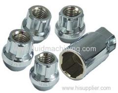 Automobile Wheel Lock Nuts