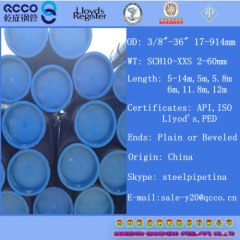 API 5L GAS PIPE PSL1 X56