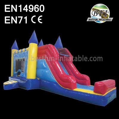 Popular Bouncy Castle With Slide