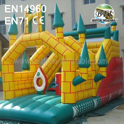 Inflatable Combo Bounce House