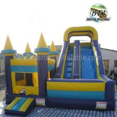 Big Ultimate Combo Inflatable Bounce House
