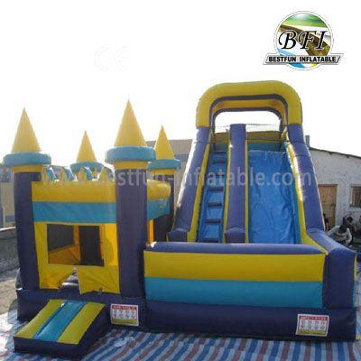 Big Ultimate Combo Inflatable Bounce House