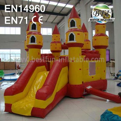 Indoor Inflatable Combo Bouncers for Kids