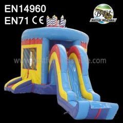 Carriage Party Inflatable Combo Rentals