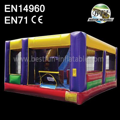 Cube Residential Bounce Houses Combo