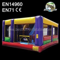 Residential Bounce Houses with Slides