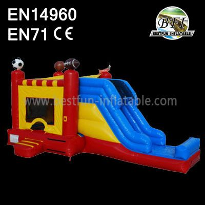 Commercial Wholesale Bounce Houses with Slide