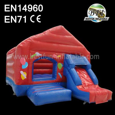 Interesting Game for Kids Inflatable Combo
