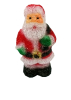 Plastic Santa Clause Christmas light