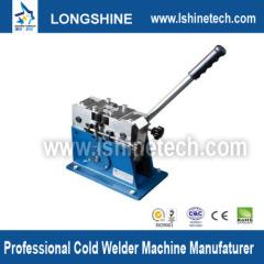Welding machine equipment supply