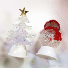Table mounted creative and cute Christmas Holiday light