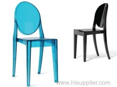 Plastic Victoria Ghost Chair