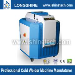 Hydraulic oil press welding machine