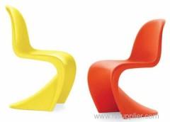 Verner Panton chair panton s chair replica panton chair Leisure chair