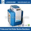 Hydraulic welder machine for copper rod