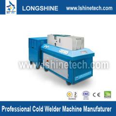 Automatic Hydraulic pressure welding machine