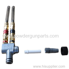 IG02 type powder injector