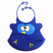 eagle printed silicone baby bib pattern