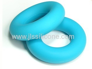 silicone hand grip ring for hand muscle developer