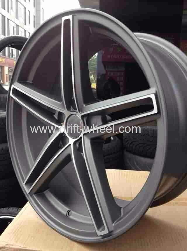 18 Inch Stagger Size Vossen Cv5 Wheel Rim All Types Of