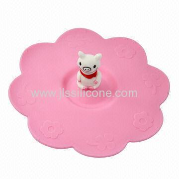 lovely Silicone Cup Lid
