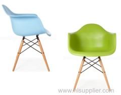 ABS Eames chair Plastic eames chair Leisure chair Office chair Living room chair