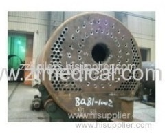 fire Tube Oil Burning Boilers Drum