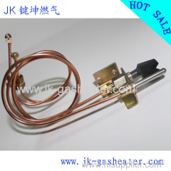 Black head ODS pilot with embeded thermocouple