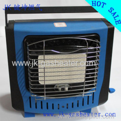 protable butane gas heater