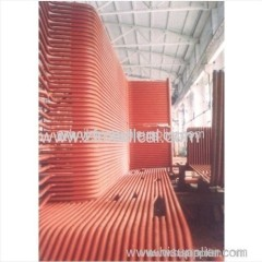 Coal-fired Industrial Membrane Water-cooling Wall of Boilers