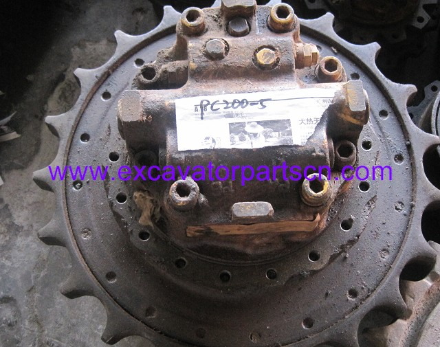 PC200-5 FIANL DRIVE FOR EXCAVATOR