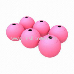 silicone 6 cups ice ball molds ice ball makers