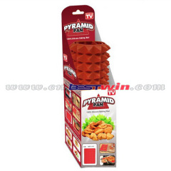 Pyramid Pan/Silicone cooking mat/Silicone Baking Mat