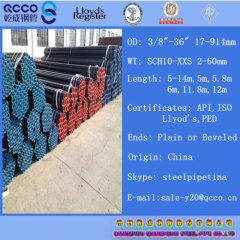 API 5L GAS PIPE PSL1 X52