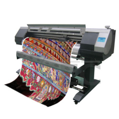 flag printer with DX7/DX5 head./sublimation printer