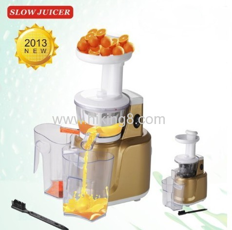 Huromslow juicer 150w with CE,Rohs,GS