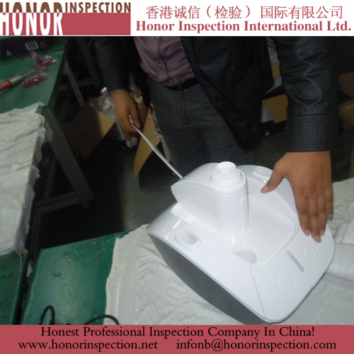 Best GARMENT STEAMER inspection