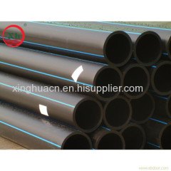 PE pipe and fittings PE100 from China